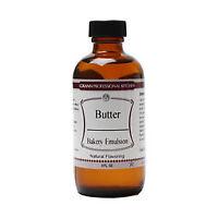 Lorann Oils Butter Bakery Emulsion, 4 Oz
