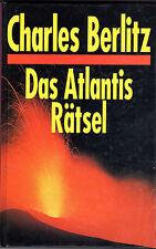 DAS ATLANTIS - RÄTSEL -  Buch von Charles Berlitz WELTBILD