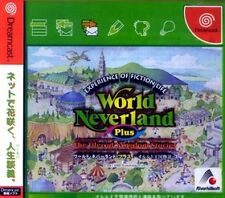World Neverland Plus The Olerud Kingdom Stories (Brand New Import) Sega