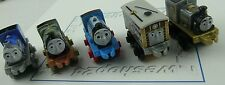 THOMAS & FRIENDS Minis Train Engine 2015 ROBO Set of 5 ~ NEW ~ Weighted