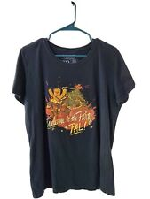 Loot wear Exclusive Die Hard Womens 2Xl Shirt Loot crate Cotton christmas
