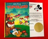TOPOLINO N.1191 Walt Disney Mondadori - 24 settembre 1978 con doppio inserto