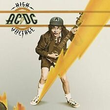 AC/DC Album Remastered Music CDs & DVDs