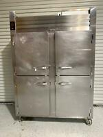 Traulsen AHT226WUT 4 Door Commercial Reach-In Refrigerator Cooler 115v