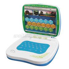Islamic Learning Toy Tablet Education Quran Laptop Machine Children Kids Blue