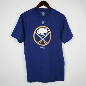 NEW REEBOK Mens Buffalo Sabres Shirt SMALL
