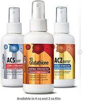 Results RNA ULTIMATE BODY DETOX 2 oz * ACZ Nano * ACS 200 * ACG Glutathione *New
