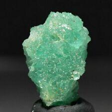 Emerald Crystal Natural Colombian Muzo Specimen gem rough, Muzo Columbia