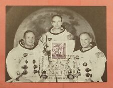1969 Austria Pc Apollo 11 Astronauts Space