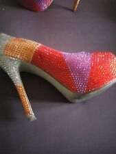 Enzo angiolini diamante shoes size is US 9M (UK 7). In excellent condition.