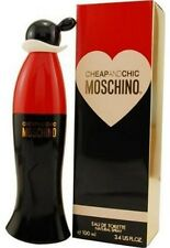 CHEAP AND CHIC by Moschino perfume for Women 3.4 / 3.3 oz EDT NEW IN BOX