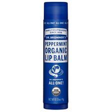 Dr Bronner Organic Lip Balm Peppermint- 4g