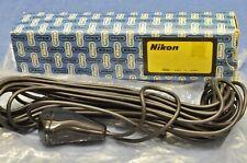 RARE NEW in BOX Nikon SC MC1 10m Remote EXTENSION CORD F/F2 w/ MD2/MD1 MB1/2 VTG