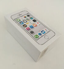 Apple iPhone 5s - 16GB - Silver - Factory Unlocked  A1457 (GSM) UK Model