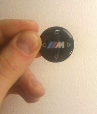 BMW E90 E91 iDrive M-tech knob sticker.