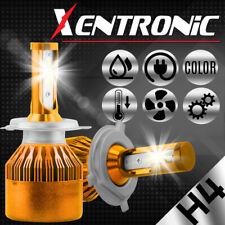 CSPLIPS H4 9003 HB2 252W 25200LM LED Headlight Kit Hi/Low Beam Bulb White IP68