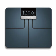 Garmin Index Smart Scale Wi-Fi Enabled with BMI and Muscle Mass Tracking Black