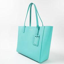 #CRZYHeart Kate Spade Bag PXRU6406 Cape Drive Hallie Bag Mint Splash Agsbeagle