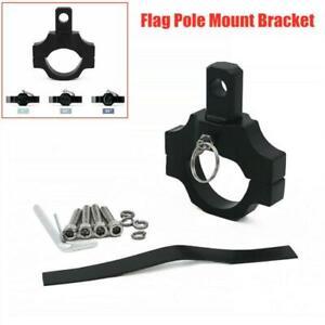 Universal Truck Car ATV UTV Flag Pole Holder Mounting Bracket for all Flag Pole