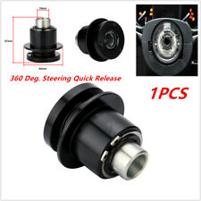 360 Degree Car Truck Steering Wheel Quick Release Disconnect Hub Universal Valid