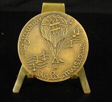 Médaille Royaume de la musique  53 g 50 mm Medal 勋章