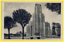 cpa REPUBLICA ARGENTINA BUENOS AIRES en 1937 Edificio CAVANAGH Calle Florida