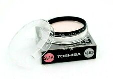 Toshiba 48mm Skylight 1a Camera Lens Filter Sl-1A - Made In Japan New