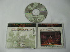 Electric Light Orchestra part two greatest hits live - CD Compact Disc