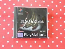 Dino Crisis Playstation 1 PS1 PSX in OVP mit Anleitung