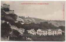 CPA 95 - LA ROCHE GUYON (Val d'Oise) - Le Donjon et l'Hôpital - A. Lavergne