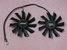 95mm MSI R9 290X 290 280X 270X Twin Frozr Video Card Dual Fan 40mm 4Pin R149b