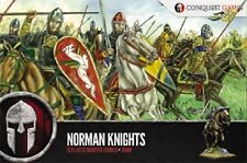 28MM NORMAN KNIGHTS - CONQUEST GAMES - DARK AGE - VIKING - NORMAN - SAXON SAGA