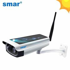 Outdoor Waterproof  Security Solar Camera 1080P Wifi Wireless IP Camera Mobile P