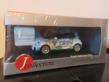J COLLECTION SUZUKI SWIFT SPORT 2010 TEIN VERSION 1/43 ETAT NEUF