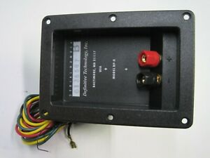 DEFINITIVE TECHNOLOGY BP-8 2-WAY CROSSOVER/ INPUT PLATE