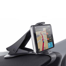 Car Dashboard Clamp Clip Mount Holder Stand for Mobile Phone iphone Samsung HTC