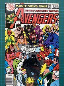 The Avengers #181 (1979) 1st Appearance of Scott Lang (Ant-Man) VF