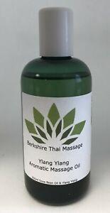 Berkshire Thai Massage - Ylang Ylang Massage Oil 250ml