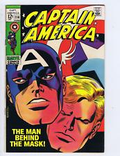 Captain America #114 Marvel 1969