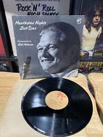 ZOOT SIMS Hawthorne Nights Arranged By Bill Holman PROMO LP Vinyl 2310-783 PABLO