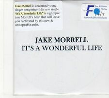 (FD159) Jake Morrell, It's A Wonderful Life - DJ CD
