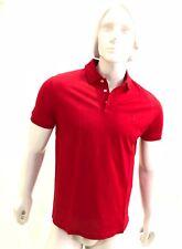 Louis Vuitton Men's Polo Red T-shirt 100% Cotton - Italy -HURRY