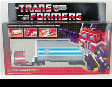 New Transformers G1 Optimus prime reissue brand