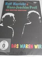 Rolf Herricht & Hans Joachim Preil - Das waren wir - besten Sketche, DDR Komiker