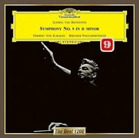 HERBERT VON KARAJAN-BEETHOVEN: SYMPHONIES NO.9-JAPAN CD