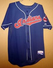 CLEVELAND INDIANS TRAVIS HAFNER Blue #48 AUTHENTIC MLB Baseball Size 52 JERSEY