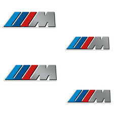 3M BMW M Power Brake Caliper Vinyl Decals - Set of 4 FREE SHIP Black or Silver M