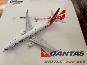 1:400 Gemini Jets Qantas Boeing 737-800 VH-VZC 'Innisfail'