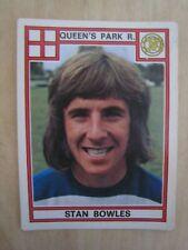 Stan Bowles Football 78 Panini Sticker