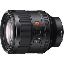 Sony FE 85mm F1.4 GM Full Frame E-Mount Lens
